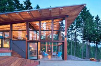 Pacific Northwest Home Seven Architecture