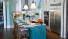 Painting Kitchen Islands Ideas Tips Hgtv