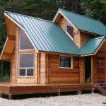 Pan Abode Offers Two Levels Cabin Kits Packages Meet All