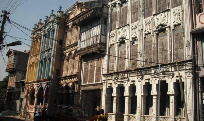 Panoramio Colonial Style Buildings Limda Oli Street