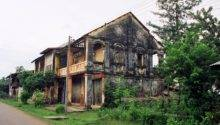 Panoramio Ruins French Colonial House