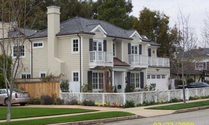 Panoramio Traditional American Style Home Pacific Palisades