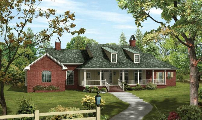 Paterson Country Home Plan House Plans More