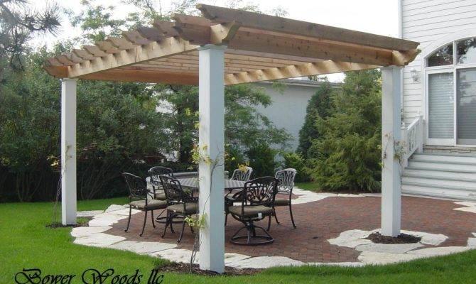 Pergolas Designs Home Design Inside