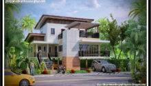 Philippine Flood Proof Elevated House Design