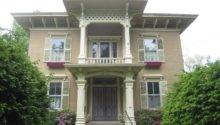 Picturesque Style Italianate Architecture Byron Loomis House