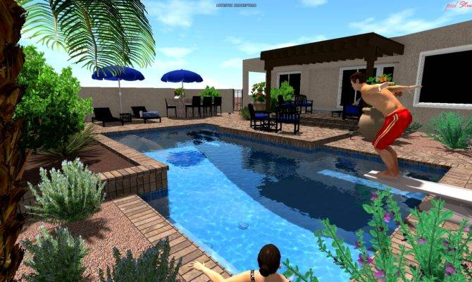 Pin Cool Houses Pools Pinterest