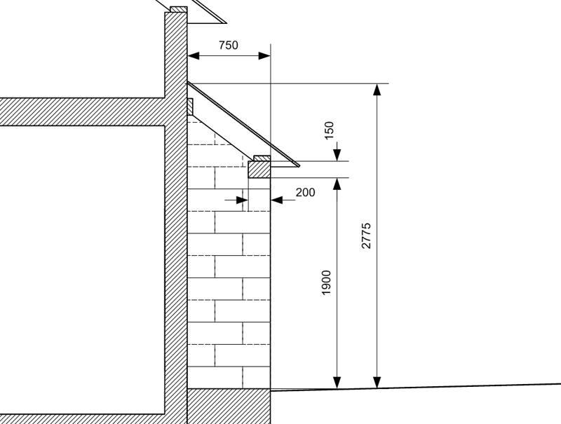 Plan Garage Parpaing Gratuit Home Building Plans 43416
