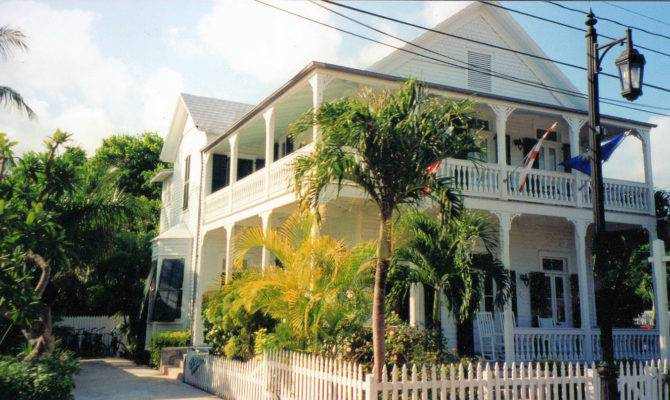 Key West Style House Floor Plans