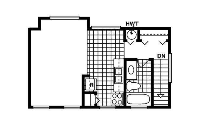 Plan Shop Blog Carriage House Plans Studio Apartments One Room