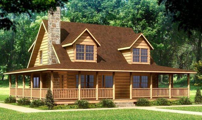 Plans Beaufort Log Home Plan House Pinterest Logs