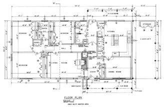 Plans Design Floor Blueprints Tritmonk Modern Home Interior