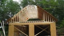 Plans Detached Garage Bonus Room Sds