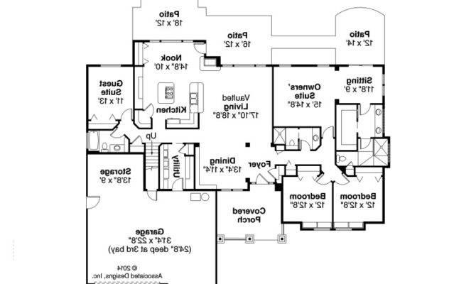 first floor plans for hidden room floor home plans ideas