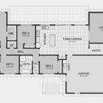 Plans Homes Floor Bedroom Country Ranch House Plan