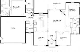 Plans Measurements Floor Modern Bedroom Basic Plan