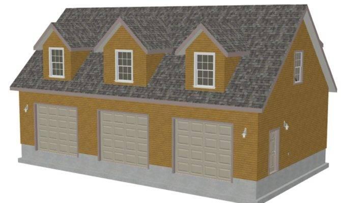 Plans Models Detached Garage Bonus Room Attached