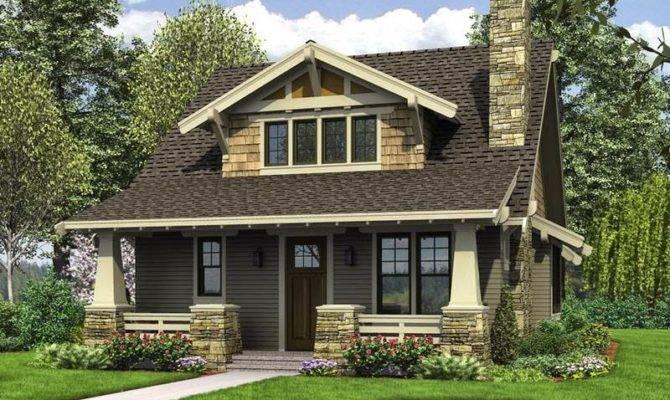 Plans Small Guest House Efficient