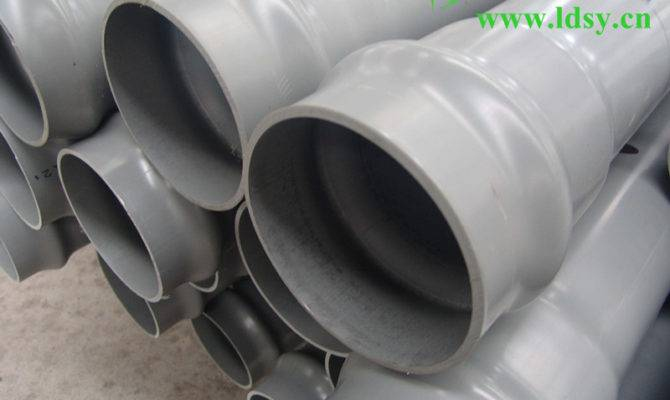 Plastic Water Pipes Pvc Pipe Waste