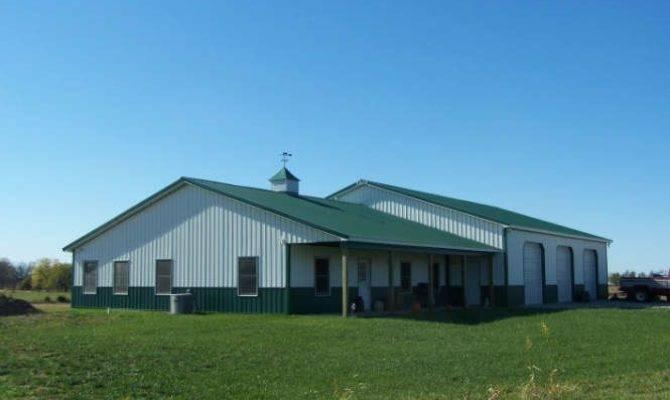 Pole Barn House Floor Plan Joy Studio Design Best