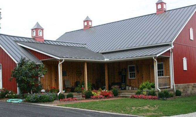 Pole Barn Houses Why Curry Lumber New Construction Remodeling