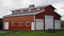 Pole Buildings Garages
