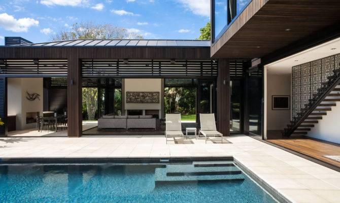 Pool Tile House Plans Pools Outdoor Kitchens Semi Inground