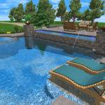 Pools Designs Children Detail Swimming Pool Plans