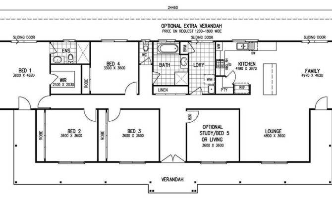 Portfolio Floor Plans Five Bedroom Luxury Floorplans