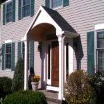 Portico Design Plans Small Designs Porch