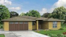 Prairie Style House Plans Juniper Associated Designs