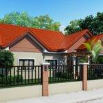 Prepossessing Simple Bungalow House Home Design