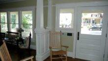 Preserved Craftsman Style Home Interior City Charlotte
