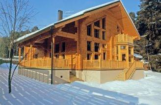 Project Amongst All Our Finnish Wooden Houses Log House
