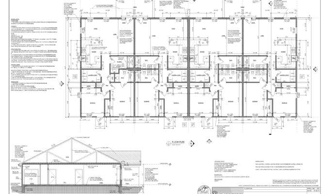 Quadplex Plans Pdf Jan