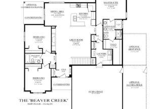Ranch Floor Plans Split Bedrooms Danutabois