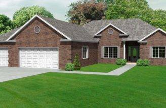 Ranch Home Plan Split Bedroom Searchhomeplans