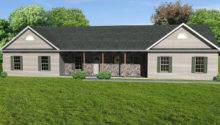 Ranch House Plan Houseplan Greatroom