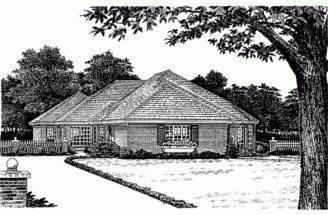 Ranch House Plan Notable Duplex Layout Square Feet