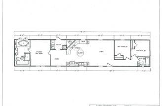 Ranch House Plans Floor Under