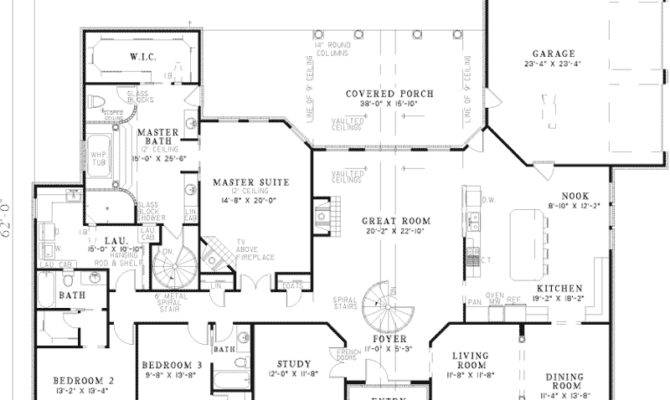 House Plans With Walkout Basement House Plans With Walkout