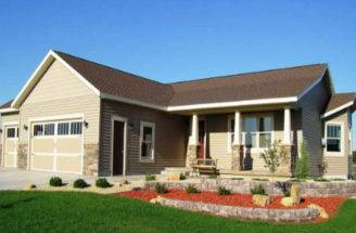 Ranch Style Homes Home Plans Vintage Western