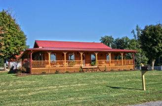 Ranch Style House Wrap Around Porch Home Design Ideas