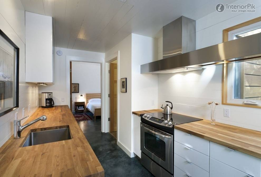 Small Rectangular Kitchen Design Ideas Part - 19: Rectangular Kitchen Designs Modern Home Design Decor - Home