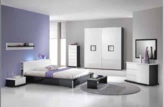 Rectangular Rug Black Bedroom Furniture Second Sun