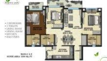 Regency Park Floor Plan Type