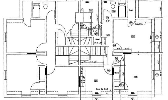 Resident Curatorship Program Cottage Floor Plans
