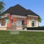 Residential Homes Public Designs Ndukwe Bedroom Bungalow