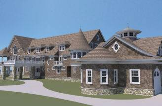 Residential Shingle Style Architecture New England Seacoast
