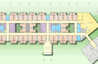 Retirement Home Floor Plans Nursing